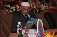 بروفيسور محمد ألييف وسام محمد علي