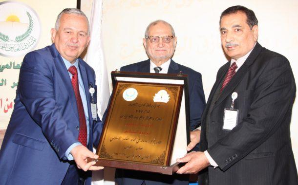 معالي الأستاذ الدكتور عبدالسلام العبادي يشارك في المنتدى العالمي للوسطية