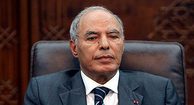معالي أمين المجمع يعزي أسرة معالي الأستاذ الدكتور عبدالكبير المدغري في وفاته
