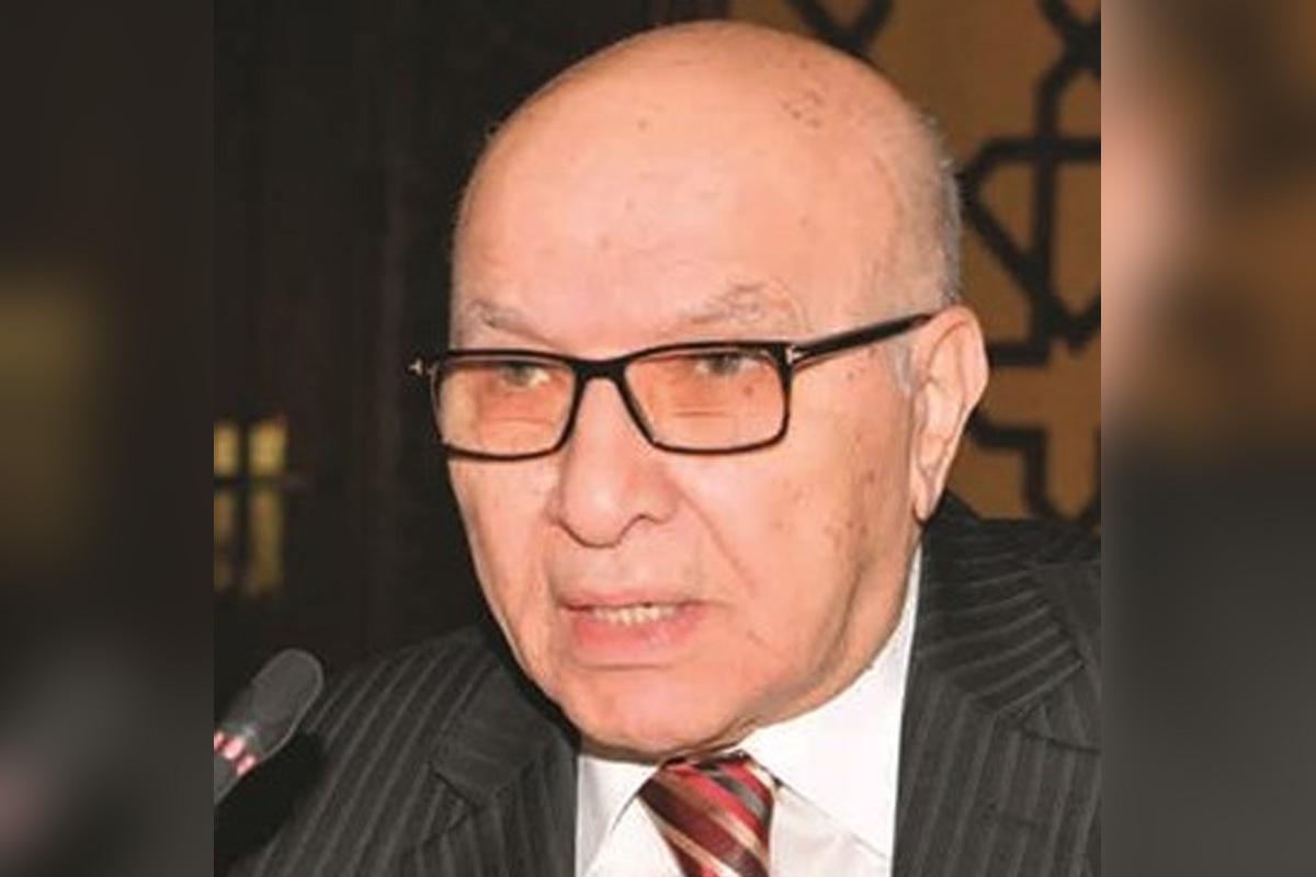 فضيلة الدكتور - أحمد رجائي الجندي - مصر