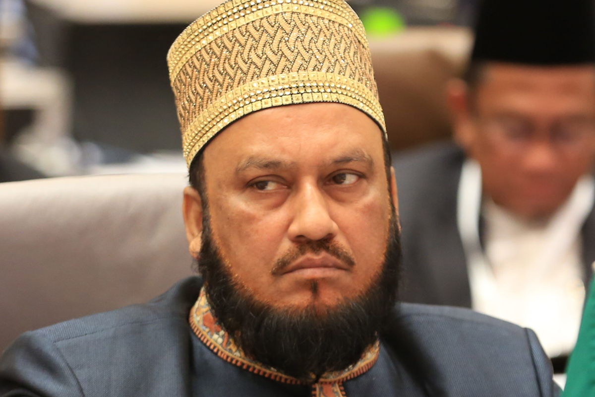 فضيلة الدكتور - عبد الله معروف محمد شاه عالم - بنجلاديش