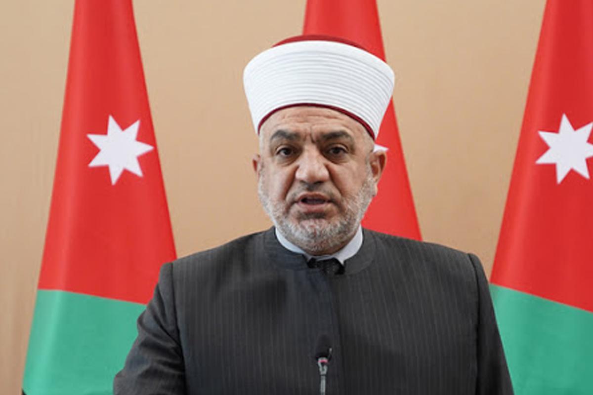 فضيلة الدكتور - محمد أحمد مسلم الخلايلة - الأردن