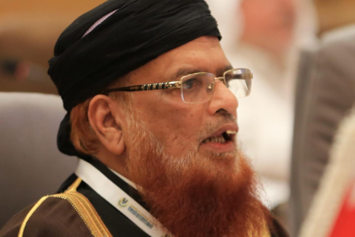 فضيلة القاضي - محمد تقي العثماني - باكستان